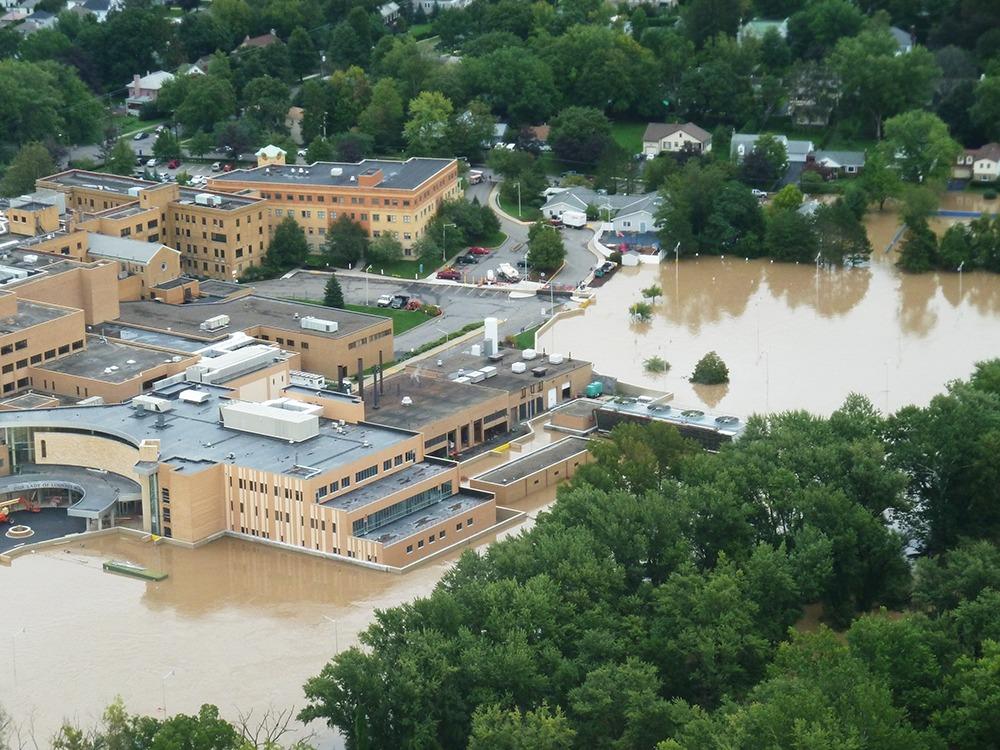 Hospital Flood engineering
